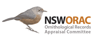 NSW ORAC - NSW Ornithological Records Appraisal Committee
